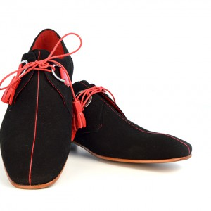 modshoes-exclusive-black-suede-and-red-pipiing-1-eyelight-strip-shoes-03