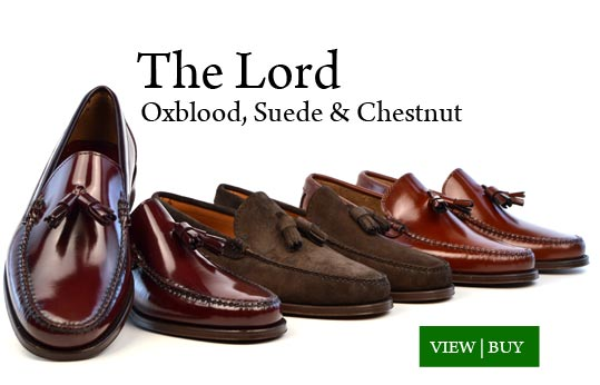 The Lord Tassel Loafers