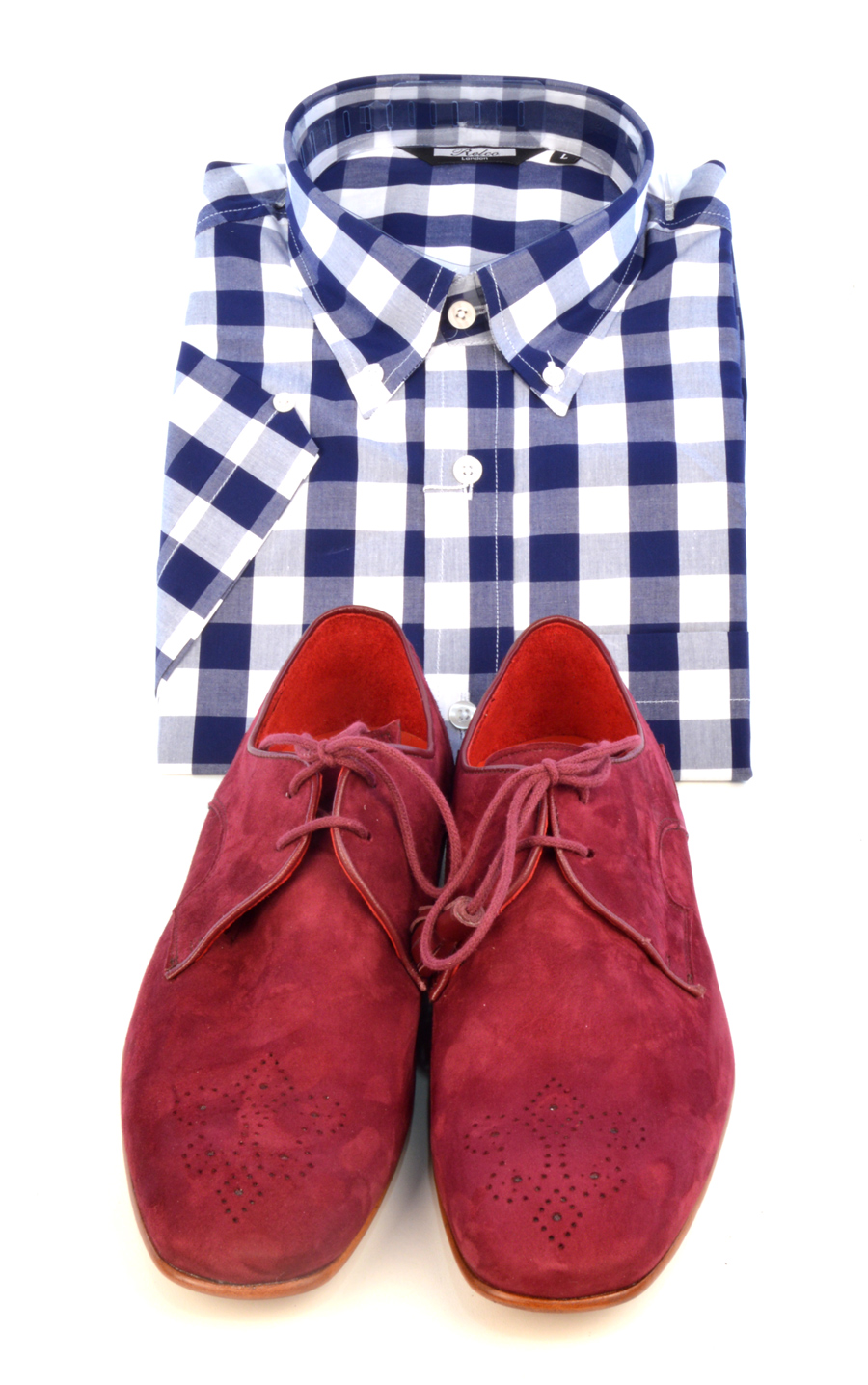 modshoes-jeffery-west-and-check-shirt
