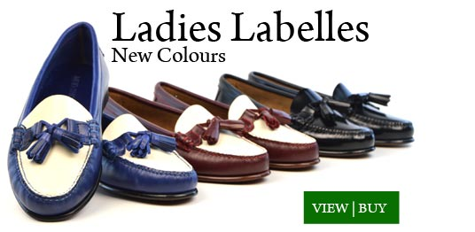 Ladies Tassel Loafers The Labelles Now In 5 Colours