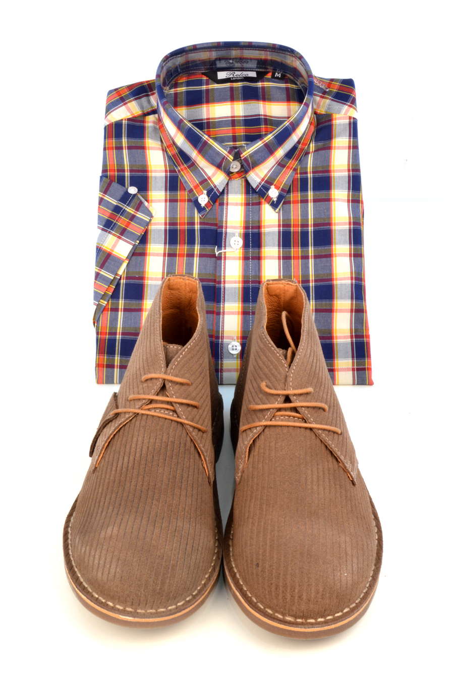 modshoes-mink-prestons-with-check-shirt