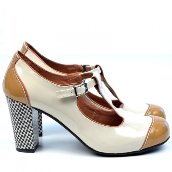 modshoes-dustys-cream-and-biege-and-red-patent-leather-tbar-womens-retro-vintage-shoes-05