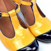 modshoes-dustys-dark-yellow-and-black-patent-leather-tbar-womens-retro-vintage-shoes-01