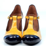 modshoes-dustys-dark-yellow-and-black-patent-leather-tbar-womens-retro-vintage-shoes-02