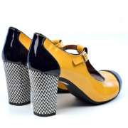 modshoes-dustys-dark-yellow-and-black-patent-leather-tbar-womens-retro-vintage-shoes-03