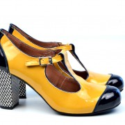 modshoes-dustys-dark-yellow-and-black-patent-leather-tbar-womens-retro-vintage-shoes-04