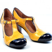 modshoes-dustys-dark-yellow-and-black-patent-leather-tbar-womens-retro-vintage-shoes-05