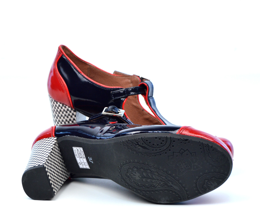 S Vintage Style Shoes Uk
