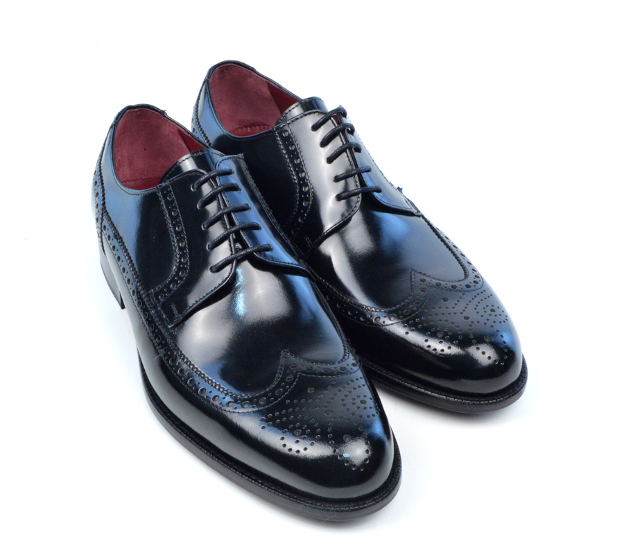 Modshoes – The Harry – All Leather