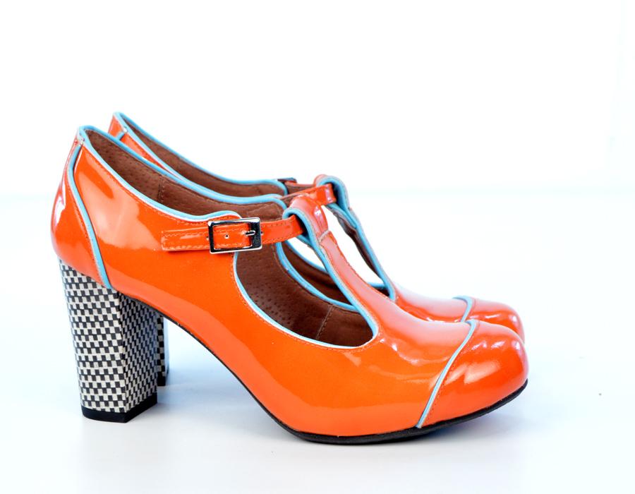 Tangerine Shoes Uk