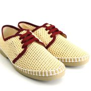 modshoes-summer-shoes-weave-canvas-pumps-cream-and-red-04