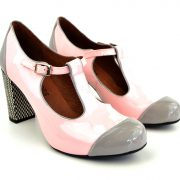 modshoes-pink-and-grey-dusty-ladies-t-bar-shoe-checker-heel-02