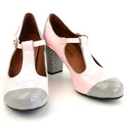 modshoes-pink-and-grey-dusty-ladies-t-bar-shoe-checker-heel-03