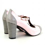 modshoes-pink-and-grey-dusty-ladies-t-bar-shoe-checker-heel-08