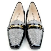 modshoes-The-Jackie-Black-and-Monochrome-Geometric-Pattern-Shoes-10