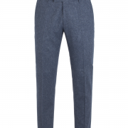 Modshoes Peaky Blinders Style Trousers Blue 01