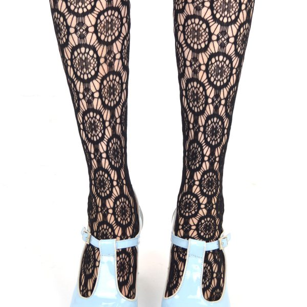 modshoes-circle-floral-black-vintage-retro-style-tights-01