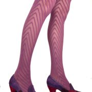 modshoes-ladies-retro-vintage-style-tights-damson-1244-02jpg