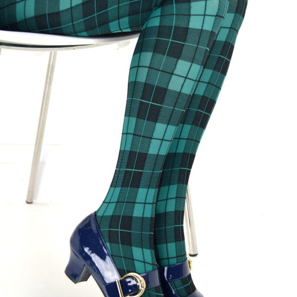 modshoes-ladies-retro-vintage-style-tights-green-tartan-1369-01