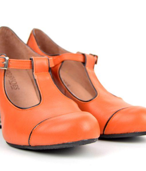 modshoes-dustys-burnt-orange-plain-leather-vintage-retro-ladies-shoes-27