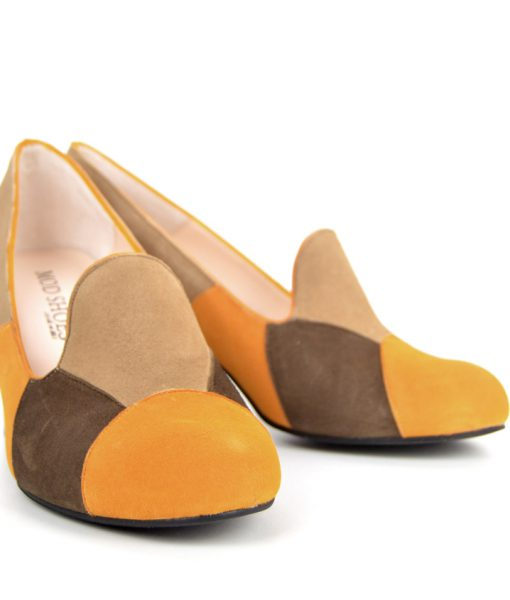 modshoes-pattie-orange-2-tone-brown-suede-vintage-retro-60s-ladies-shoes-25