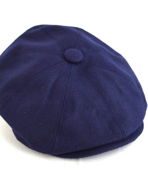 Modshoes-navy-blue-baker-boy-hat-peaky-blinders-style