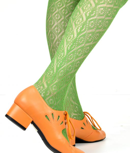 modshoes-ladies-retro-vtinage-style-green-pattern-tights-02