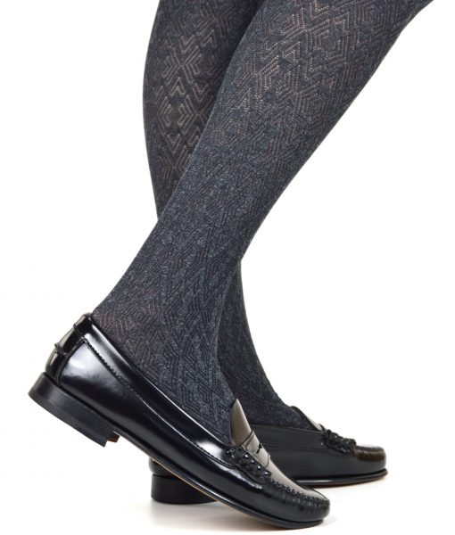modshoes-ladies-retro-vtinage-style-marbel-gray-diamond-pattern-tights-02