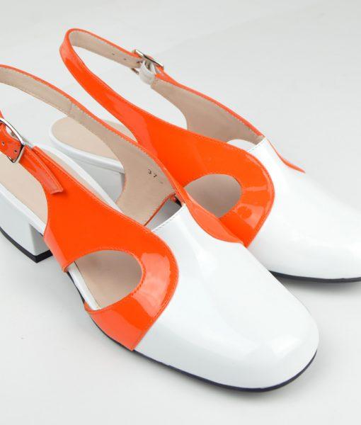 modshoes-the-raquel-60s-70s-slingback-ladies-shoe-white-and-orange-01