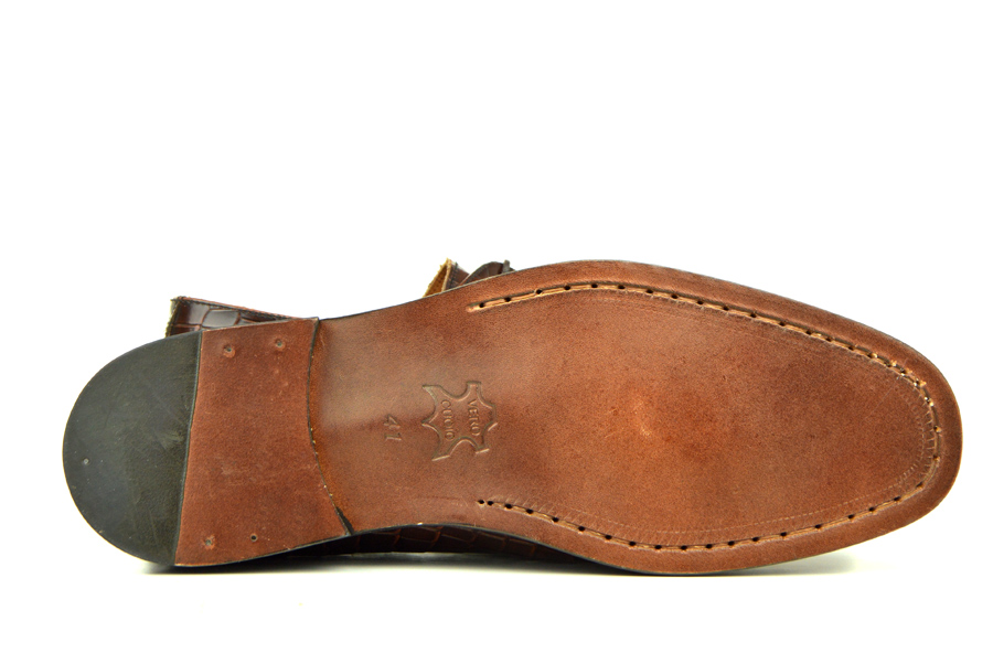 Congac Leather Shoes