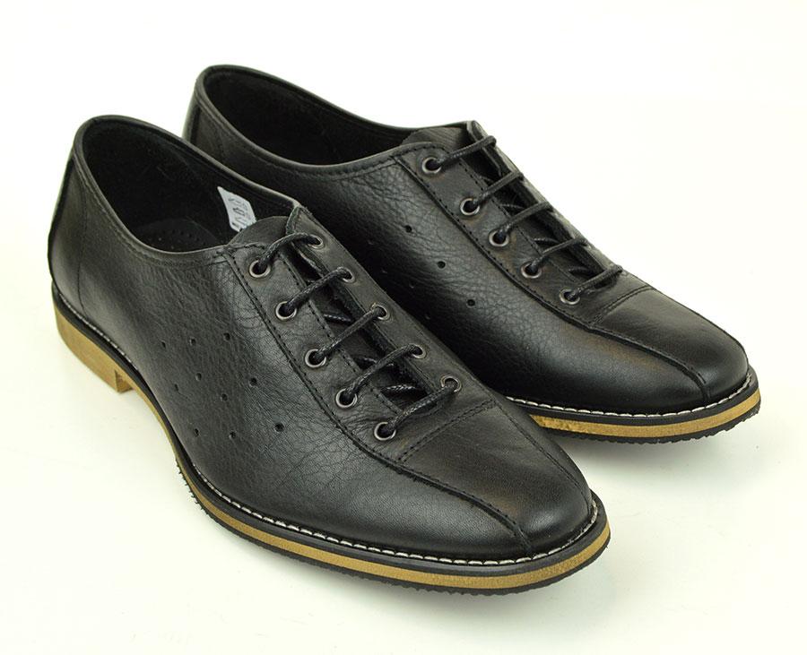 Ladies Black Bowling Shoes – The Strike