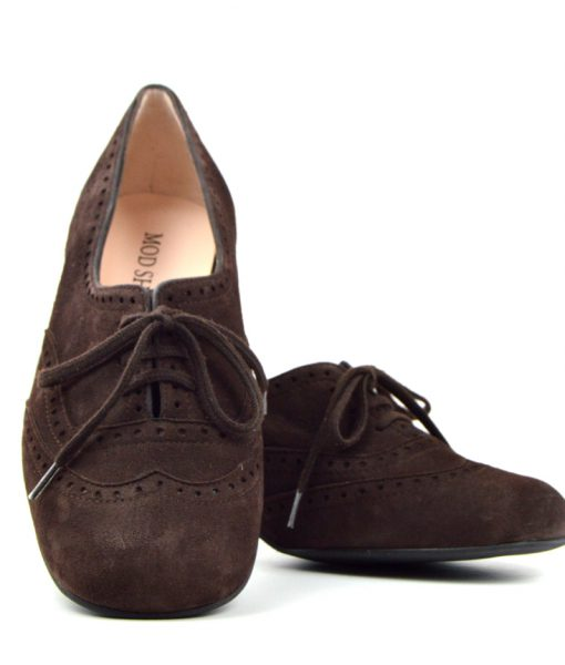 modshoes-ladies-vintage-retro-suede-brogue-black-heel-chocolate-04