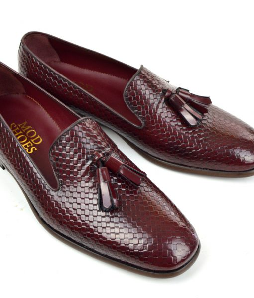 modshoes-the-baxter-oxblood-weave-effect-tassel-loafers-08