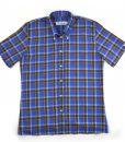 Modshoes-Mod-DNA-Groove-shirt-button-down-blue-01