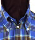 Modshoes-Mod-DNA-Groove-shirt-button-down-blue-03