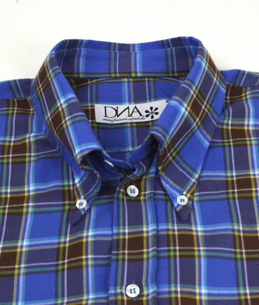 Modshoes-Mod-DNA-Groove-shirt-button-down-blue-05