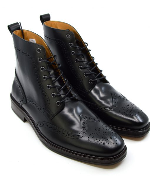 Modshoes-The-Shelby-V2-black-Brogue-Boot-Peaky-Blinders-Inspired-03