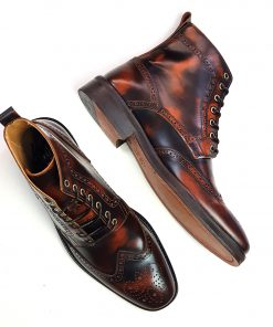 The Shelby - Peaky Blinders Boots