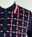 modshoes-Gabicci-navy-red-white-polo-neck-shirt-vintage-inspired-03