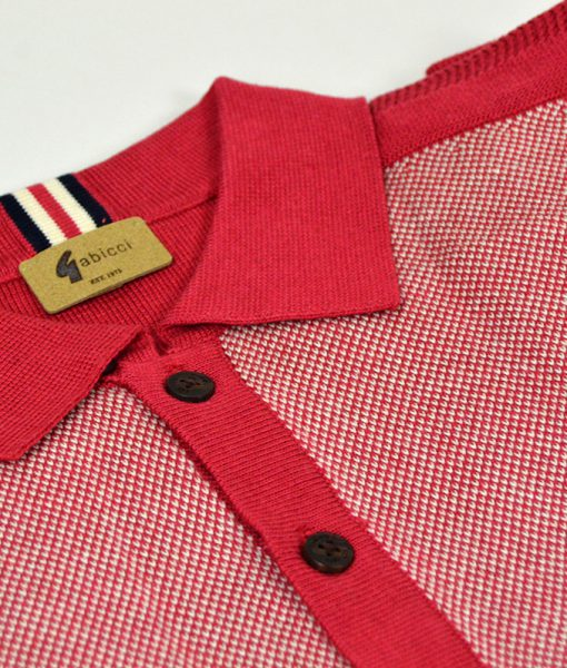 modshoes-Gabicci-red-polo-neck-shirt-vintage-inspired-04