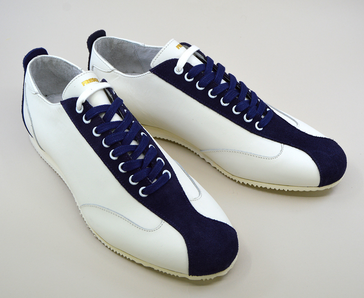 Suede – Old School Trainers – Mod Shoes