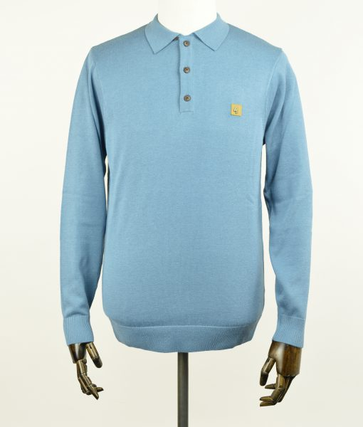 modshoes-light-blue-air-force-gabicci-long-sleeve-polo-francesco-01