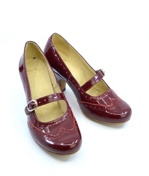 modshoes-the-penny-in-wine-patent-leather-ladies-mary-jane-brogue-shoes-02