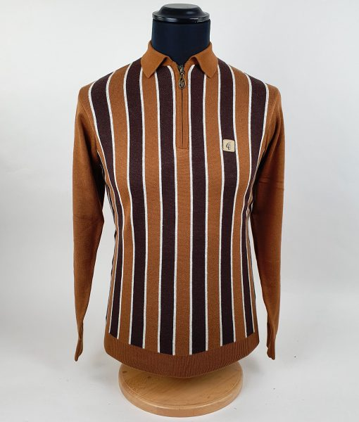 Modshoes-Gabicci-honeycomb-cocoa-Stripe-Long-Sleeve-Top-04