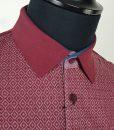 modshoes-gabicci-geometric-pattern-burgundy-polo-top-03