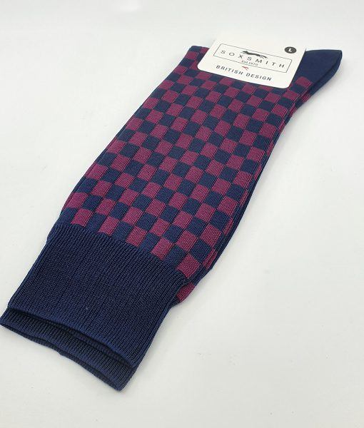 modshoes-navy-and-burgundy-checker-sock-nat3-01