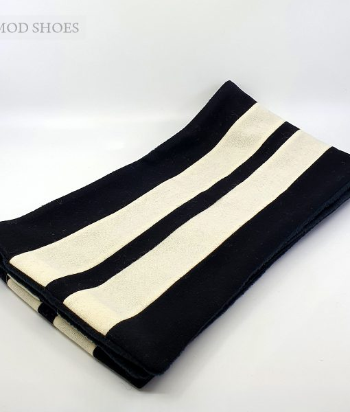 modshoes-mod-60s-scarf-college-made-in-england-black-and-white-stripe-thick–01