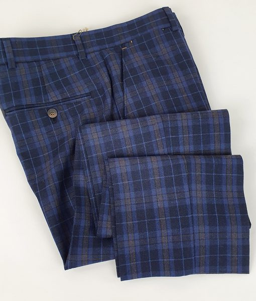 modshoes-trousers-check-navy-and-faded-brown-tartan-01