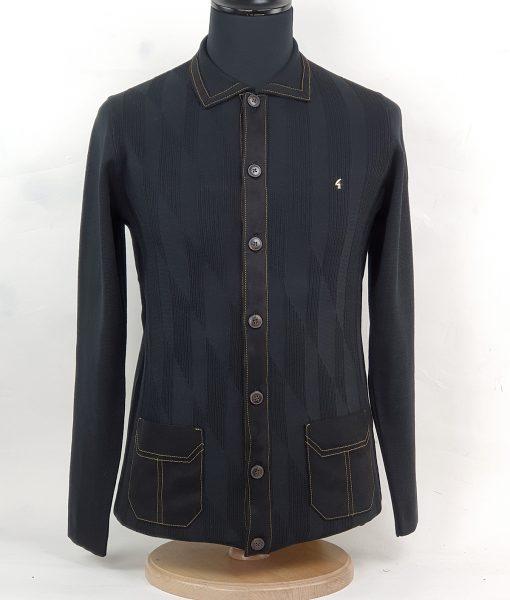 modshoes-gabicci-black-cardigan-with-yellow-stitiching-01