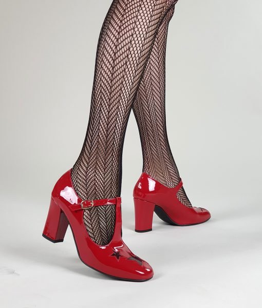 modshoes-herringbone-stripe-black-tights-vintage-retro-style-02